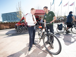 Cycle loan and hire
