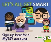 Sign up here for a MyTSY account